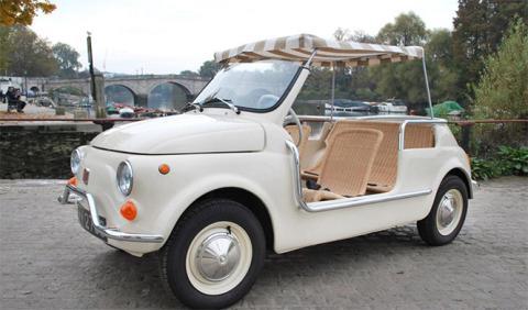 (Posiblemente) el Fiat 500 más chulo del mundo