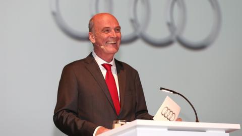 """Entrevista a Ullrich, jefe de Audi Motorsport: """"No a la F1"""""""