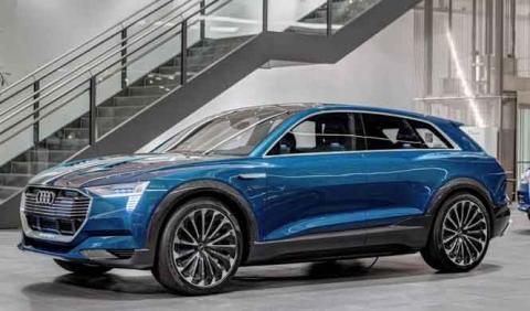 Audi quiere impulsar el coche eléctrico así