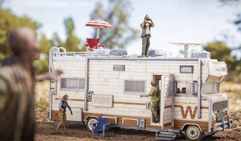 Caravana Mc Farlane The Walking Dead