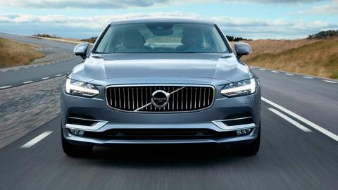 Volvo S90 frontal