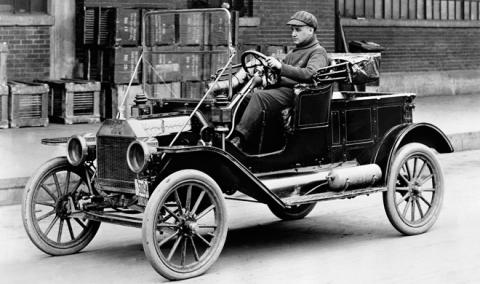 Hace 100 años se produjo la unidad 1 millón del Ford T