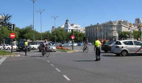 Madrid: 8.000 multas en el episodio de contaminación