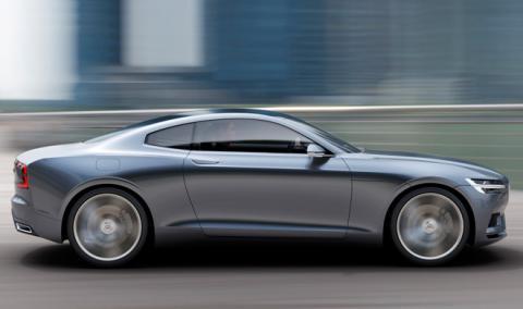 Volvo está preparando el C90 Coupé para 2020