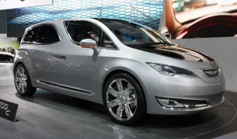 El coche con el que Chrysler quiere renacer