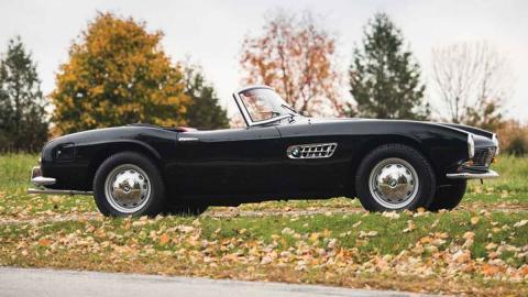 BMW 507 Roadster Series II de 1959