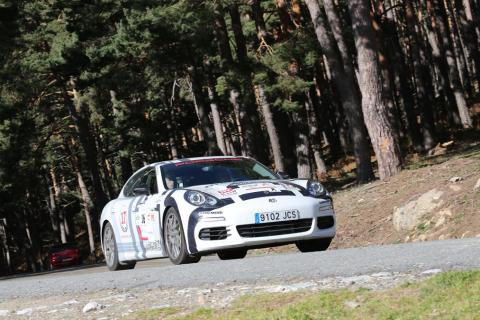 II Eco Rally Auto Bild Madrid
