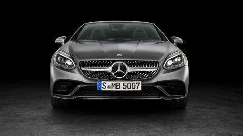 Mercedes SLC frontal