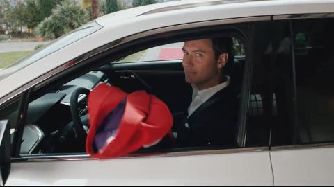 La vida RX Jude Law y Lexus