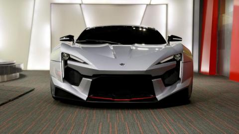 Fenyr SuperSport en directo