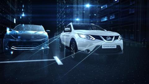 Nissan líder venta cámaras