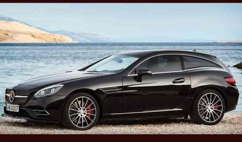 El Mercedes que no va a existir, pero mola