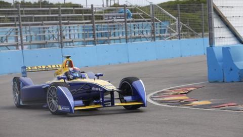 Fórmula E 2015, Punta del Este: Buemi remonta y gana