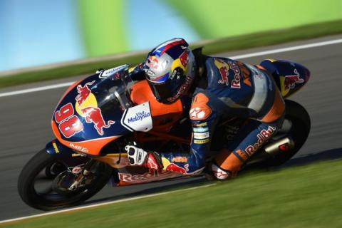 MotoGP 2015: Karel Hanika, el que más besó la grava en 2015