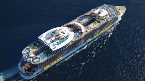 barco más grande del mundo