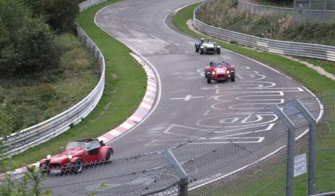 ¿Quiénes intentarán batir el récord de Nürburgring en 2016?