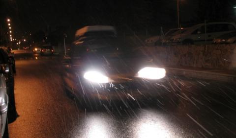 Cómo conducir con baja visibilidad