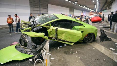 Más de 1.100 fallecidos por accidente de tráfico en 2015