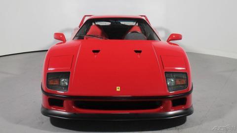 Ferrari F40 ebay frontal