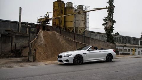 BMW M6 Cabrio Noelle Motors lateral