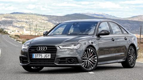 Audi A6 BiTDi Competition