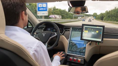 Novedades Bosch CES 2016 conducción autónoma 1