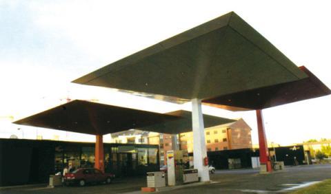 El precio medio del diésel, por debajo del euro por litro