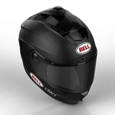 Casco Bell con cámara de visión 360º y formato 4K