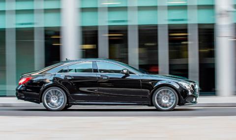 Mercedes CLC: ¿llegará un nuevo coupé de cuatro puertas?