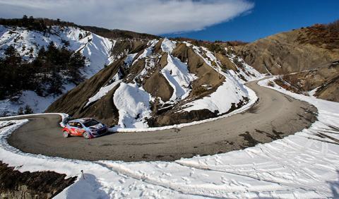 Los drones llegan a las retransmisiones del WRC