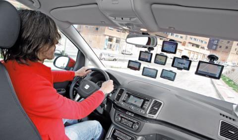 Navegador o móvil con GPS ¿qué interesa más?