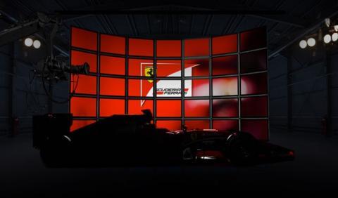 ¿Quieres ser un presentador del nuevo F1 de Ferrari?