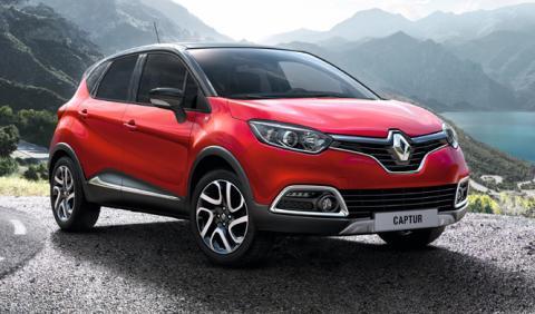 15.000 unidades del Renault Captur necesitan ajustes de EGR