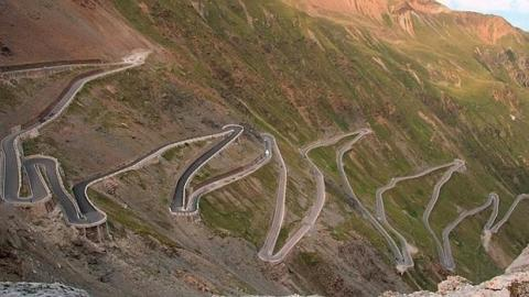 Las cinco carreteras más aterradoras del mundo