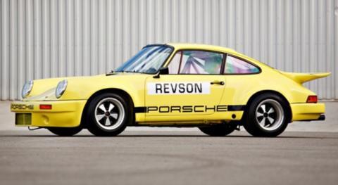Se subasta el porsche 911 carrera speedster de Jerry Seinfield