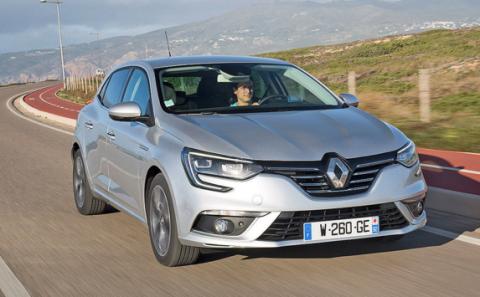 Renault Mégane Estate, pillado en fase de pruebas