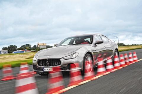 Maserati adapta todos sus motores a la normativa Euro6