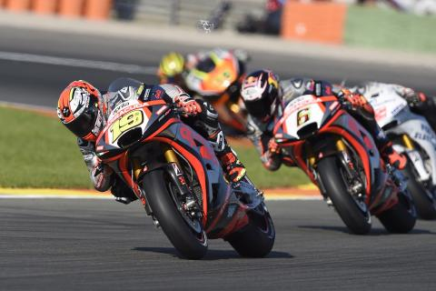 Test Sepang MotoGP 2016: ¿cómo llega Aprilia?