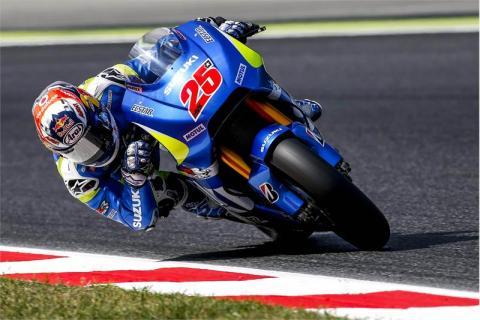 Test Sepang MotoGP 2016: ¿cómo llega Suzuki?