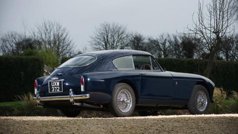 Aston Martin DB2/4 mkII 1958 trasera