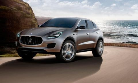 Maserati Ghibli y Levante, los nuevos modelos de la firma