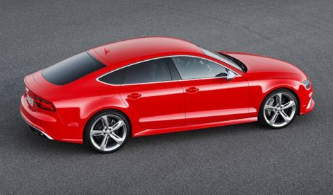 Audi RS 7 Performance en Detroit