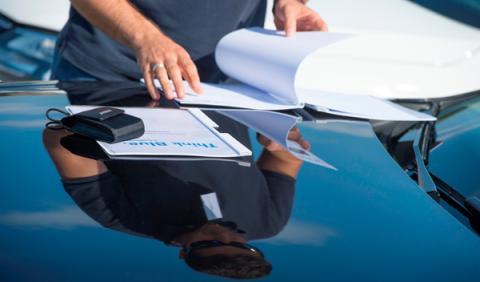 Esta es la documentación obligatoria para llevar en coche