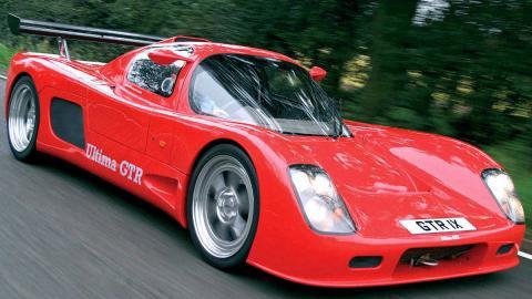 Ultima GTR: 372 km/h