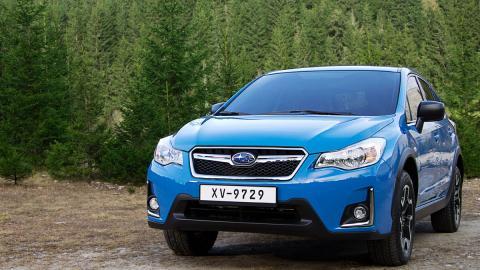 Subaru XV 2016 delantera