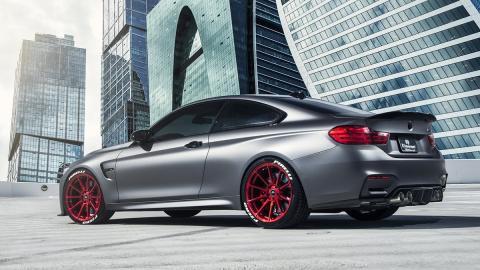 BMW M4 by R1 Motorsport - Vorsteiner