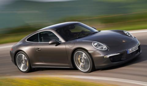 ¿Quieres ver el Porsche 911 Carrera 4S más bestia?