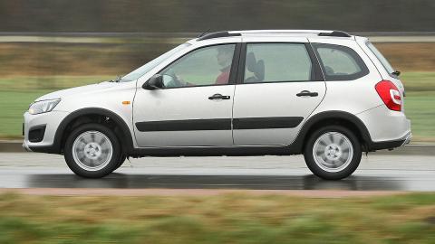 Prueba: Lada Kalina Cross. Un SUV para todos