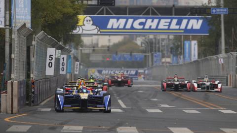 Teledeporte emitirá la temporada 2015/2016 de Fórmula E
