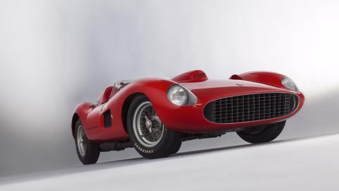 Ferrari 335 S Scaglietti
